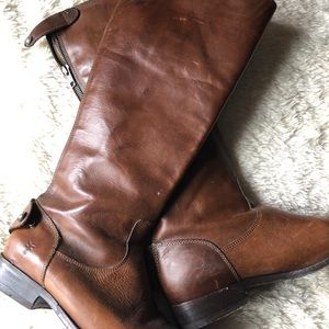 Frye Melissa Button Back Zip Boot Size US 7